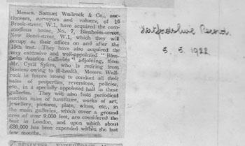 wallrocks history