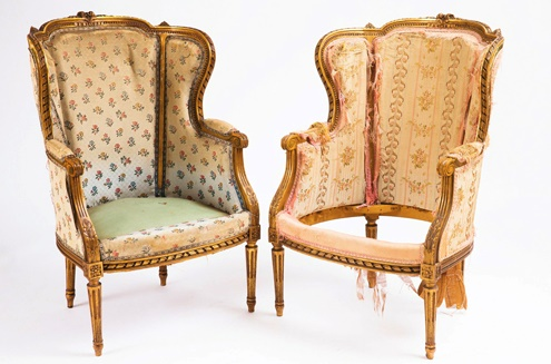 restoration of antique chairs
