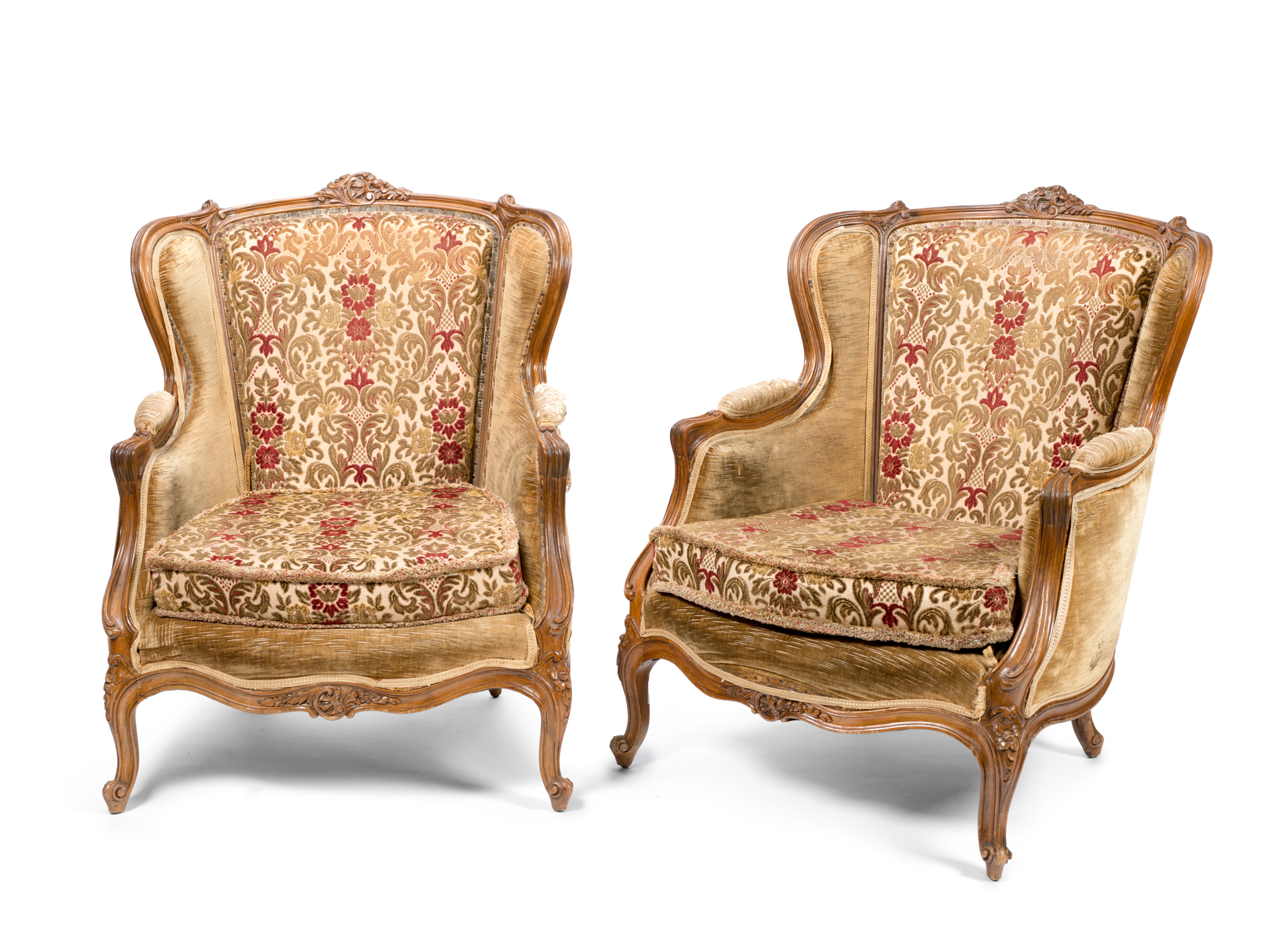 Good Quality Early 20th Century French Pair Louis Xv