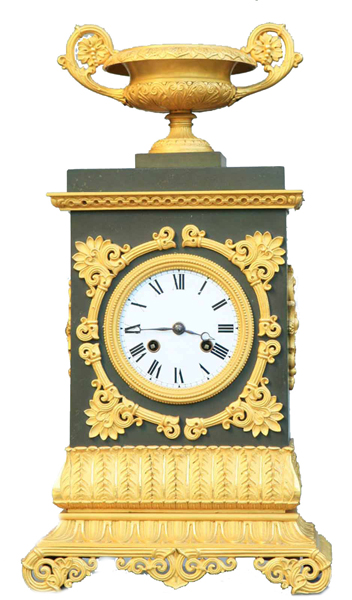 antique clock english