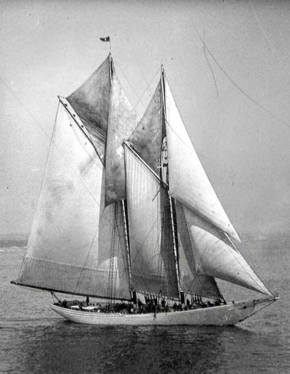 model schooner elizabeth howard
