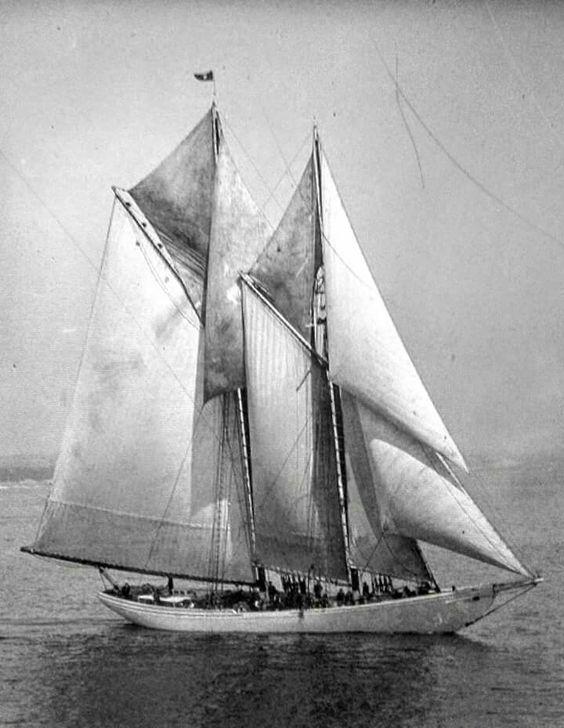 model schooner elizabeth howard