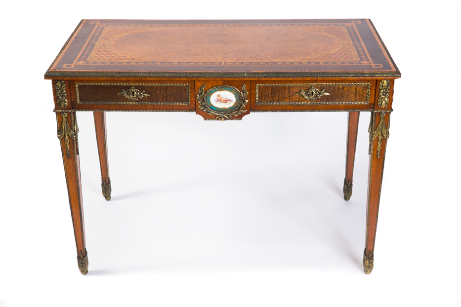 holland and sons writing table