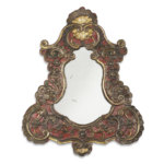 italian antique mirror
